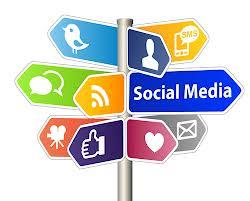 social sign post
